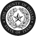 Dallas County Texas Official Seal