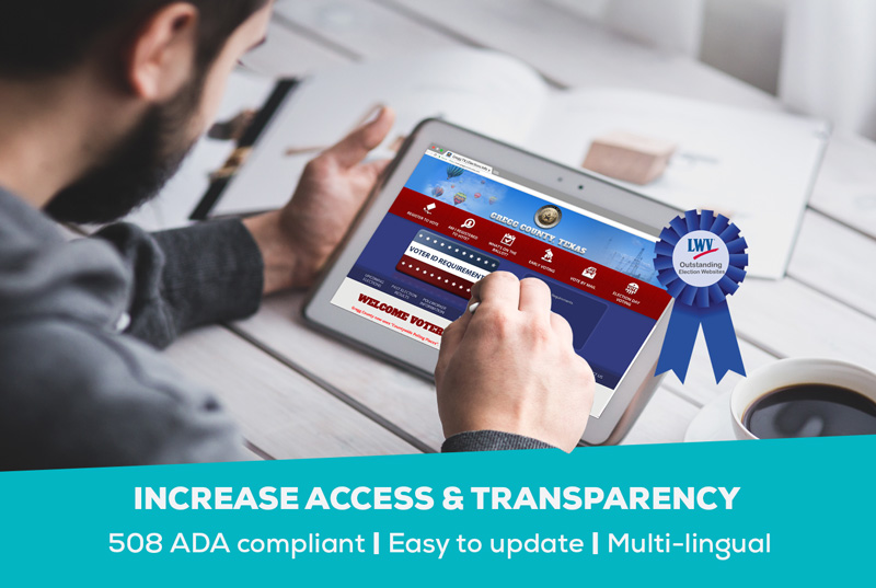 Scytl Online Voter Education Increases Access & Transparency